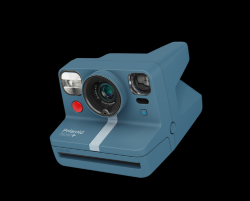 Polaroid Now Plus instant camera does filters the old fashioned way