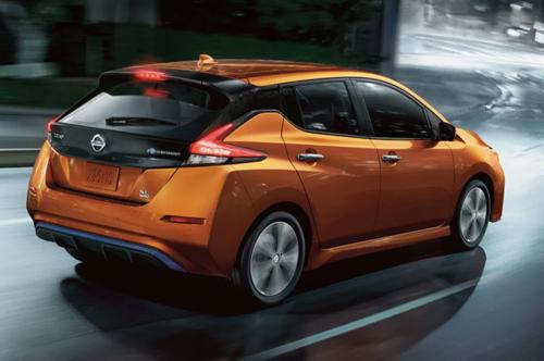 2022 Nissan Leaf Gets a Huge Price Cut, Now Starts under $30,000