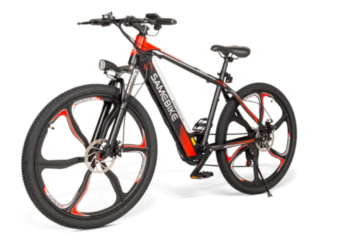 Samebike SH26-IT Electric Bicycle Review: Comes With 26 Inch Power Assisted with 350W Brushless