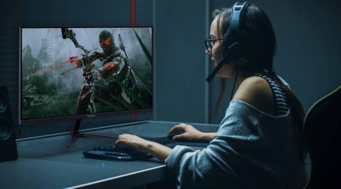 ViewSonic VX18/VX19 gaming monitor