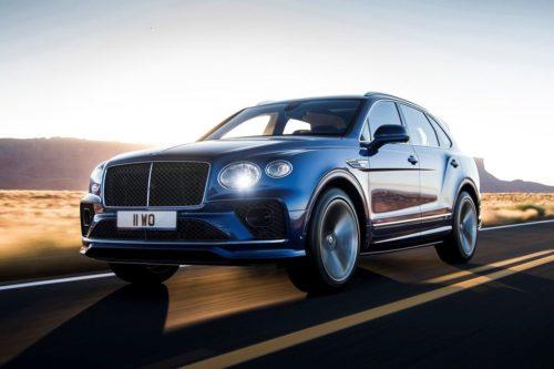 2021 Bentley Bentayga Speed review