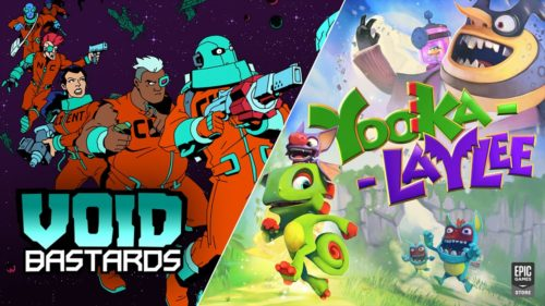 Void Bastards, Yooka-Laylee free for a limited time at Epic Games Store