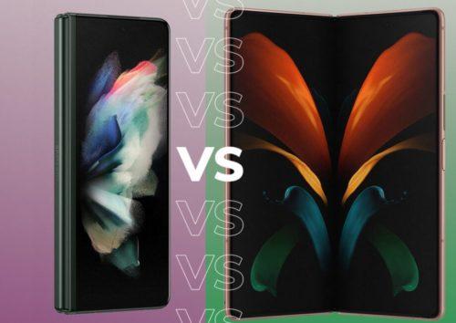 Samsung Galaxy Z Fold 3 vs Z Fold 2: What has changed?