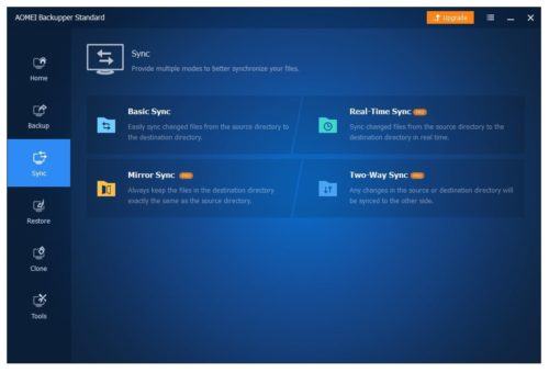 Aomei Backupper 6 review: An easy, near all-in-one backup solution