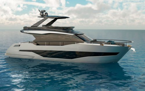 Countdown to Cannes Yachting Festival 2021: Astondoa AS5
