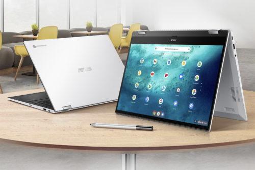 Asus Chromebook Flip C536 review