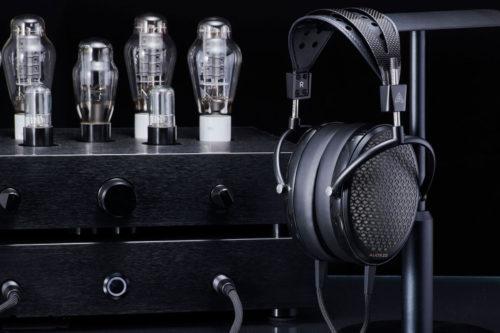 Audeze debuts its CRBN electrostatic headphone