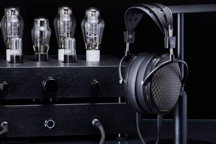 Audeze CRBN electrostatic headphone
