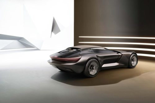 Audi Skysphere Concept Can Transform from Grand Tourer to Roadster