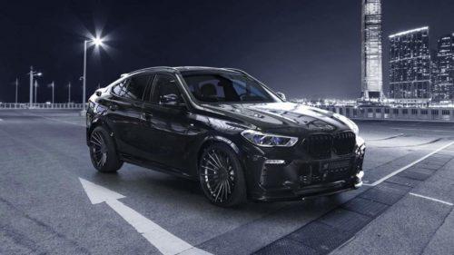 Hamann BMW X6 M looks ready to pounce