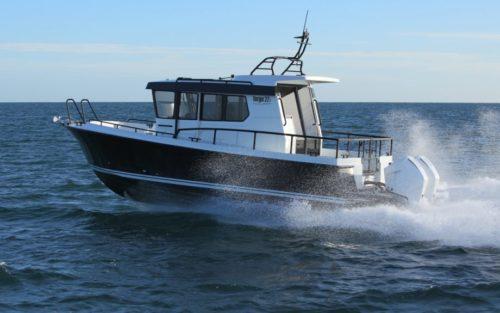 Countdown to Southampton Boat Show 2021: Botnia Targa 27.2 GT