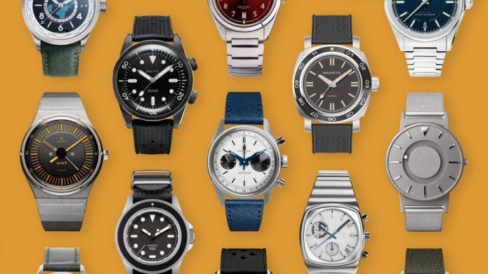 Boutique Watch Brands