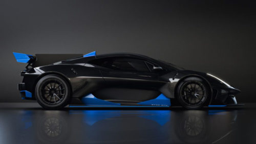 Brabham Automotive BT63 GT2 will hit the racetrack in Europe