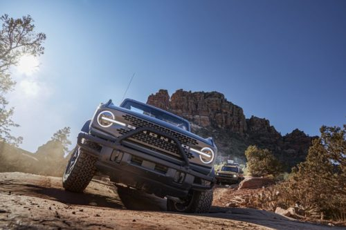 Ford's Bronco Pickup Plans Have Been Axed, Report Claims