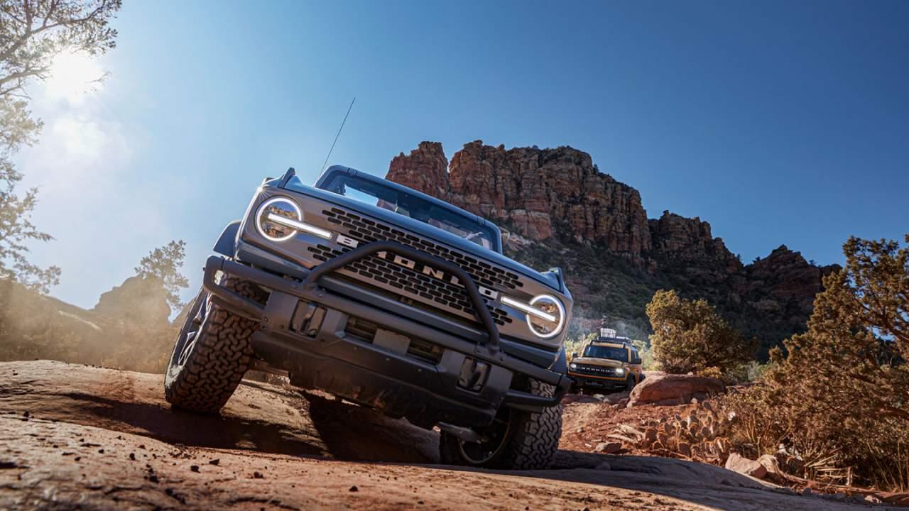 Ford Bronco HOSS