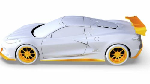 Callaway Chevy Corvette C8 First Edition to debut in Pennsylvania