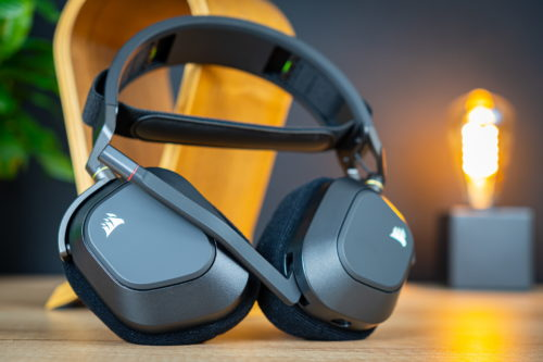 Corsair HS80 RGB Wireless review: Everything a great headset requires