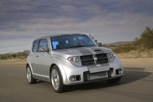 Dodge Hornet Crossover Rumored as PHEV Coming in 2023