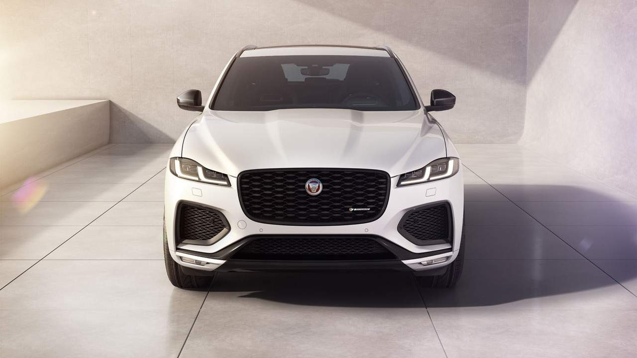 Jaguar F-Pace R-Dynamic