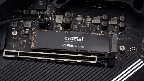 Crucial P5 Plus M.2 NVMe SSD Review
