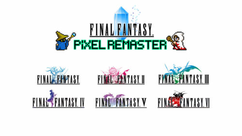Final Fantasy Pixel Remasters: 5 big changes in the revamped trilogy