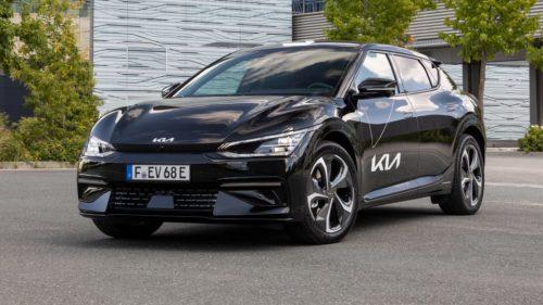 2022 Kia EV6 GT-Line Prototype: International first drive