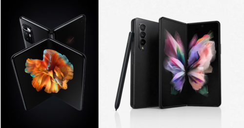 Xiaomi Mi Mix Fold vs Samsung Galaxy Z Fold3: Specs Comparison