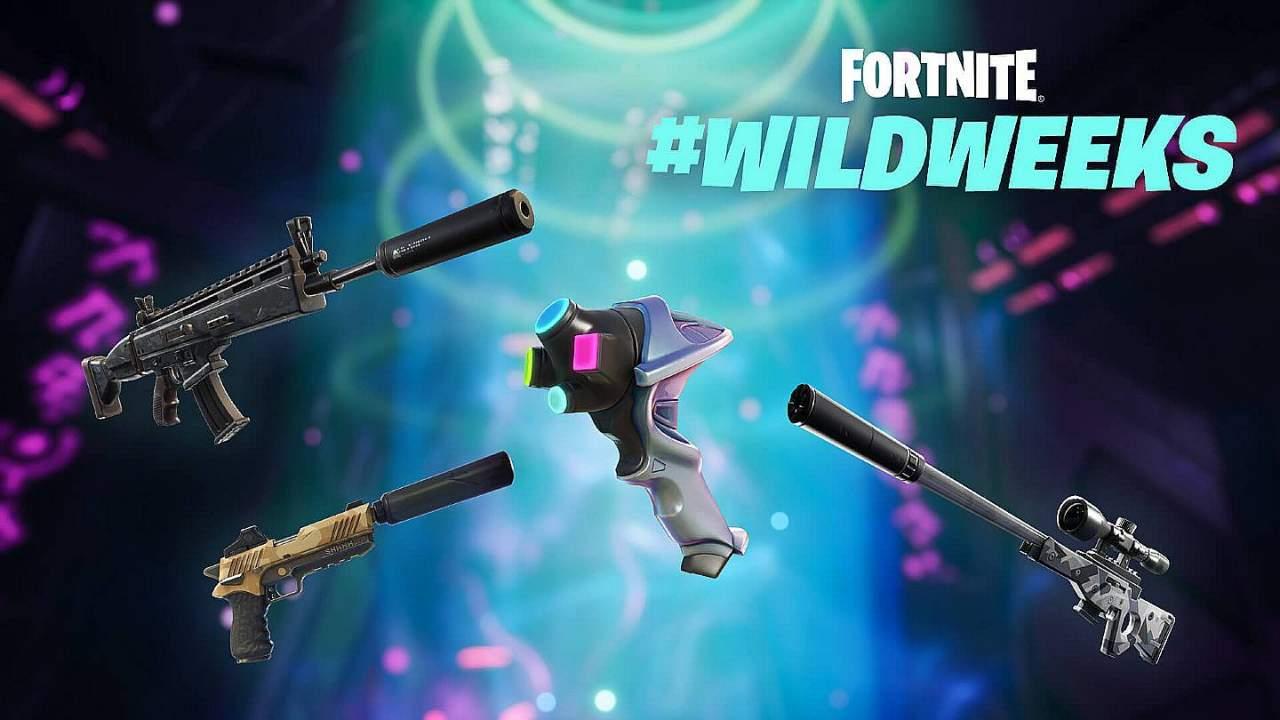 Fortnite Wild Weeks