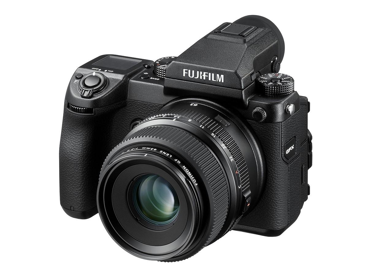 Fujifilm GFX 50S Mark II