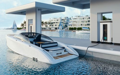 Furyan F35 first look: This petrol-electric hybrid superboat breaks new ground