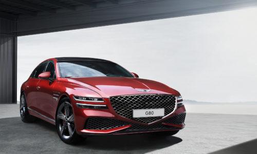 2022 Genesis G80 Sport Video Review Checks Out 0-60 MPH Acceleration
