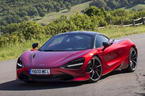 McLaren 720S Designer Dissects More Video Game Cars From GTA V