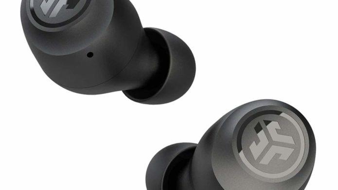 JLab Go Air Pop wireless earphones