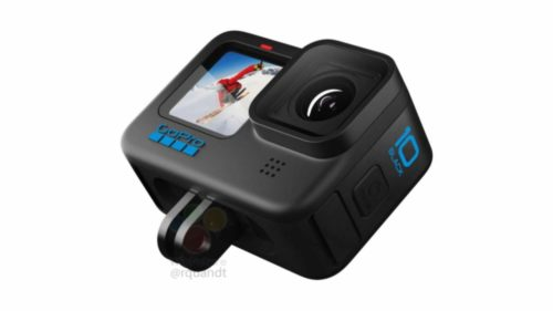 GoPro Hero 10 Black leaks; a dramatic increase in performance and resolution