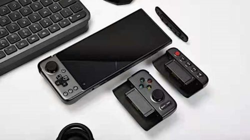 GPD-XP Android gaming handheld is another take on the Nintendo Switch