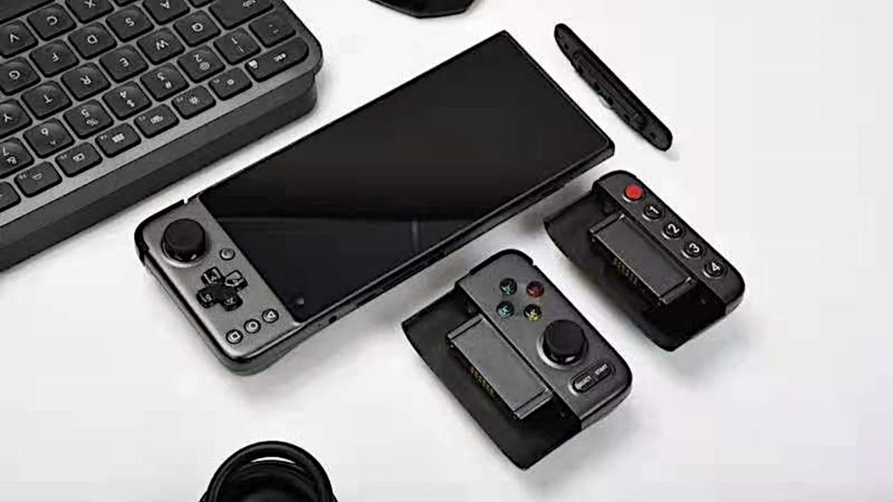 GPD-XP Android gaming handheld