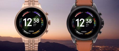 Fossil's Gen 6 Smartwatch Arrives With New Chip, But No Wear OS 3