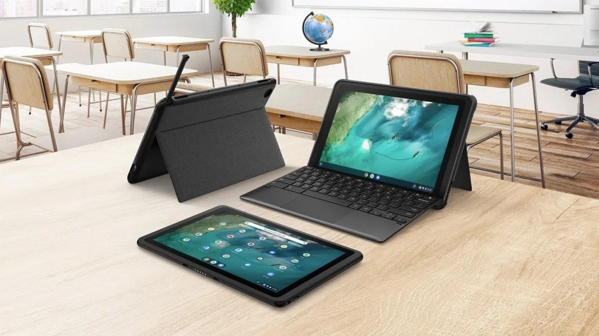 Chromebook Detachable CZ1