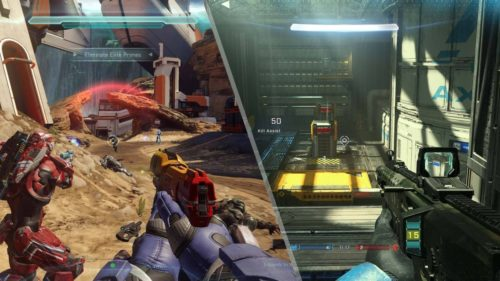 Halo Infinite vs. Halo 5 Guardians: Here's how they compare