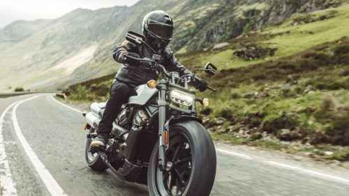 The Harley-Davidson Sportster S Is All-New and Ready to Roll for 2021