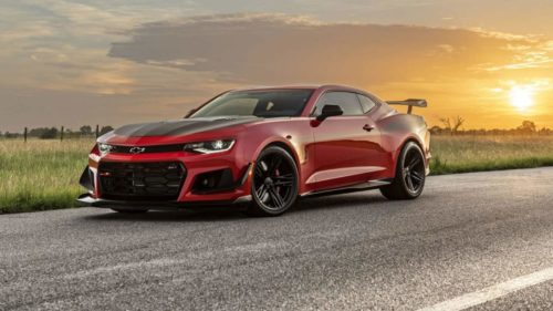 Hennessey celebrates three decades with the Exorcist 30th Anniversary Camaro