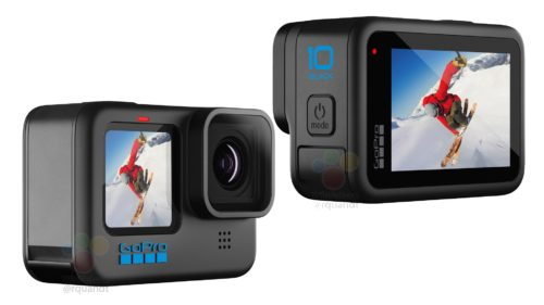 New GoPro Hero 10 images leaked showing key specs and design