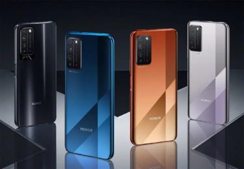 Honor X20 5G official listing reveals the entire specs ahead of August 12 launch