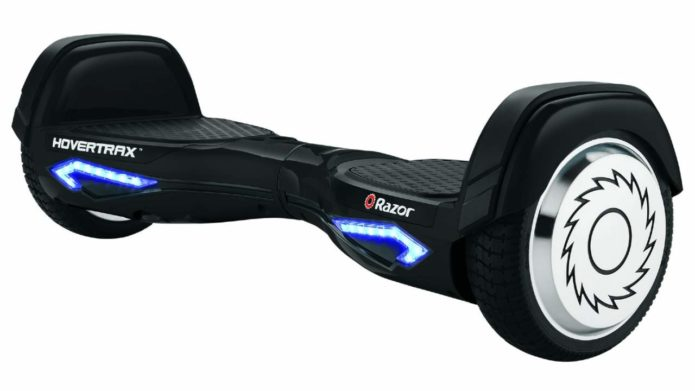 Hovertrax hoverboard