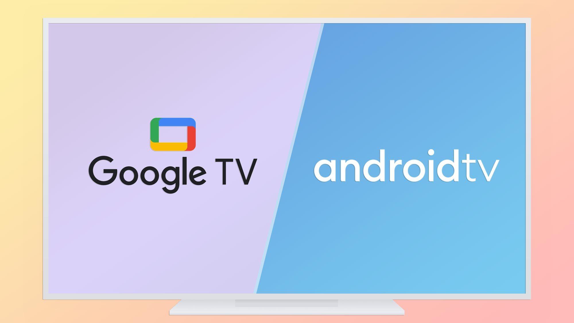 Google TV vs. Android TV