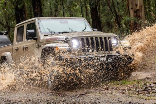 Jeep Gladiator Rubicon 2021 Long-Term Review