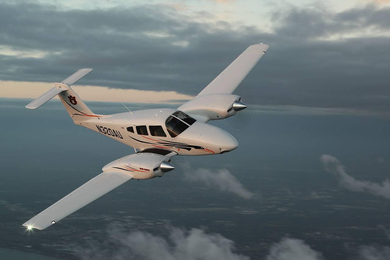 Light Twin Aircraft