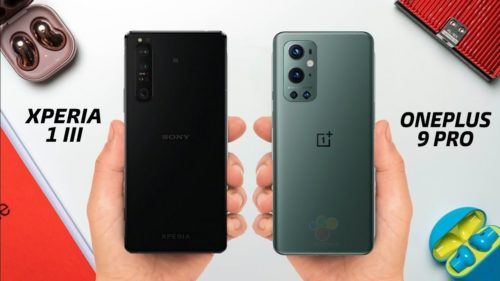 Sony Xperia 1 III vs OnePlus 9 Pro: enthusiast favorite phones face off