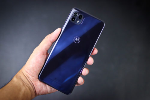 Motorola Moto G50 5G w/ Dimensity 700 Hands-on