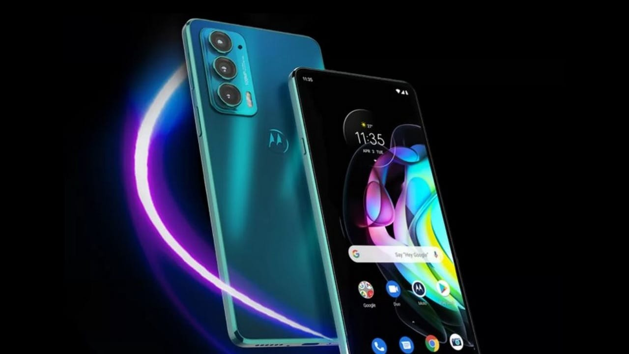 Motorola Edge 20 Fusion